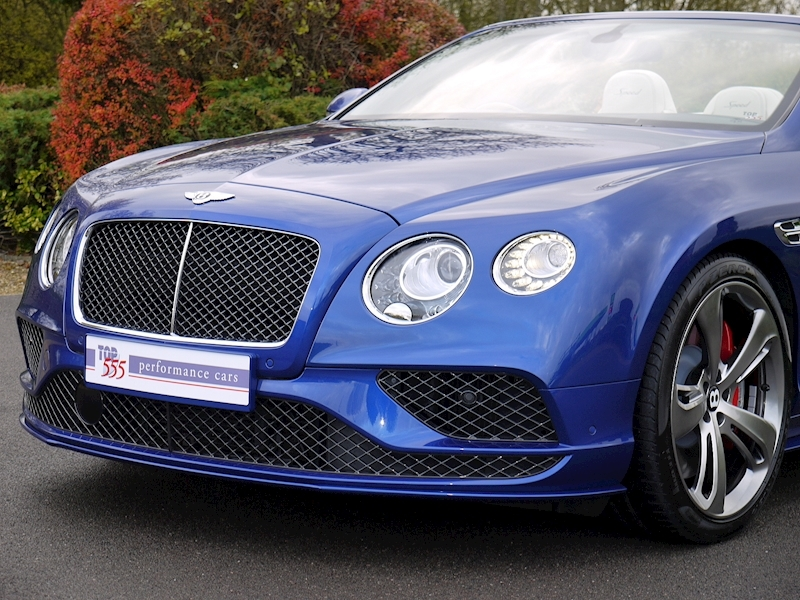 Bentley Continental GT Speed 6.0 Convertible - Large 22