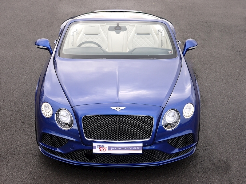 Bentley Continental GT Speed 6.0 Convertible - Large 24