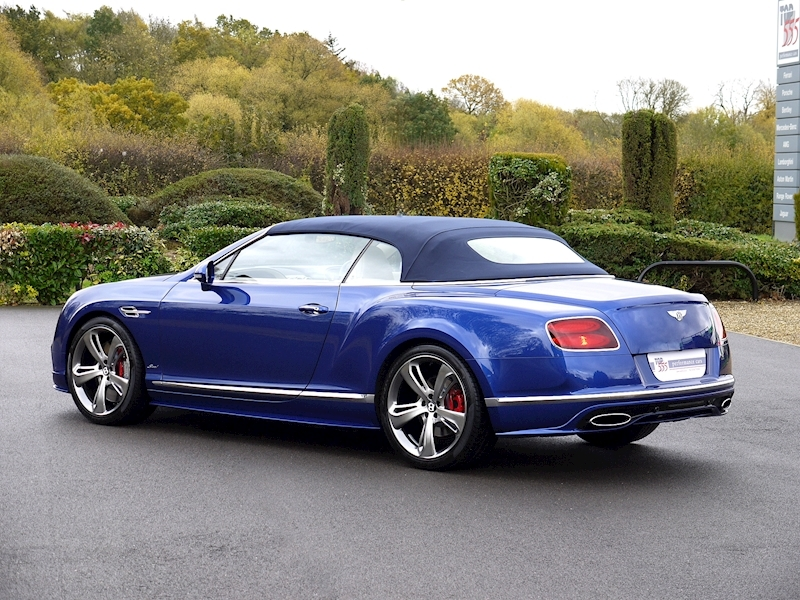Bentley Continental GT Speed 6.0 Convertible - Large 32