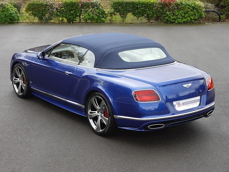 Bentley Continental GT Speed 6.0 Convertible - Large 33
