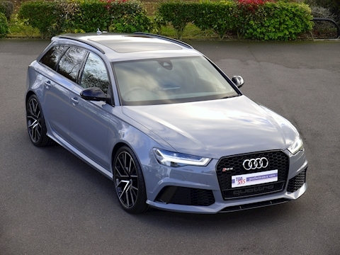 Audi RS6 PERFORMANCE 4.0 TFSI QUATTRO