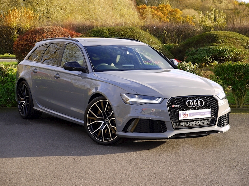 Audi RS6 PERFORMANCE 4.0 TFSI QUATTRO - Large 22