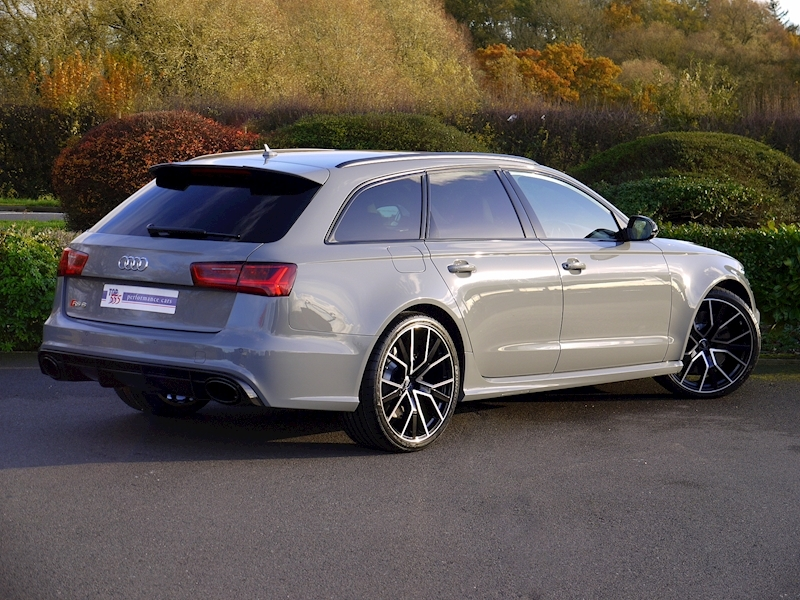 Audi RS6 PERFORMANCE 4.0 TFSI QUATTRO - Large 23