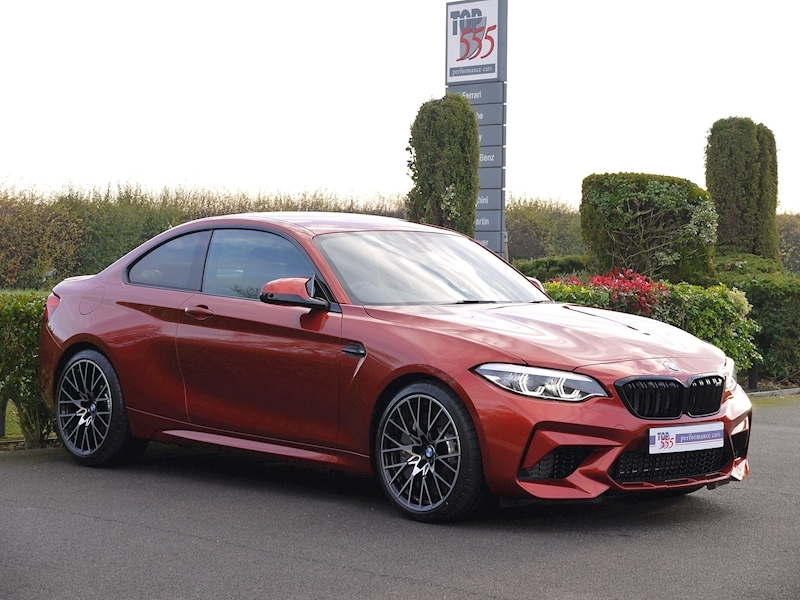 BMW M2 Competition 3.0 DCT - Large 22