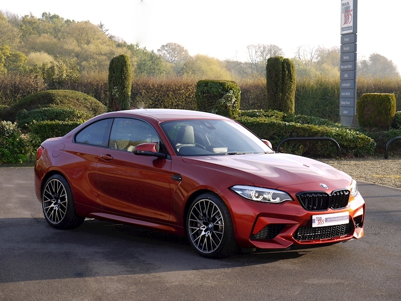 BMW M2 Competition 3.0 DCT - Large 36