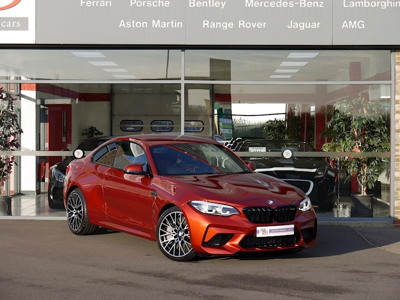 BMW M2 Competition 3.0 DCT - Large 39
