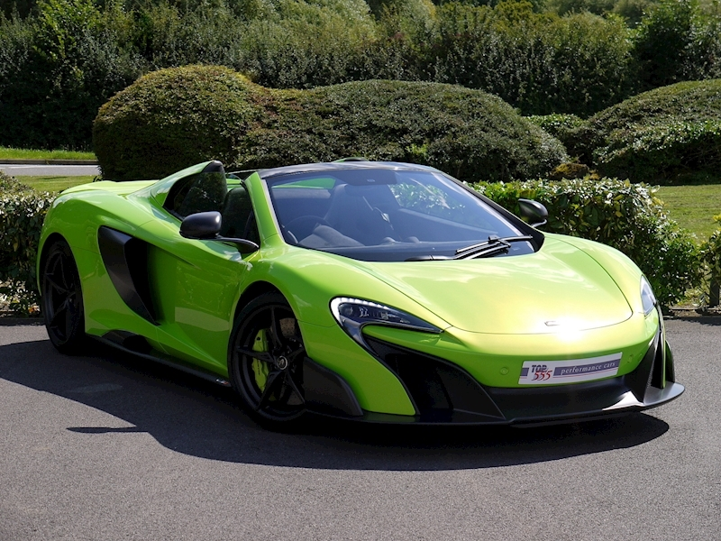 Mclaren 675LT Spider - 1 of 500 - Large 4