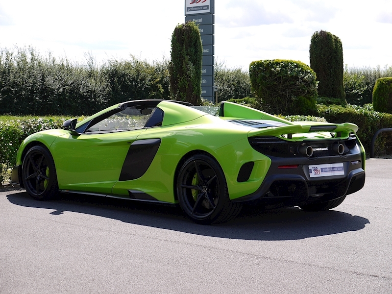 Mclaren 675LT Spider - 1 of 500 - Large 16