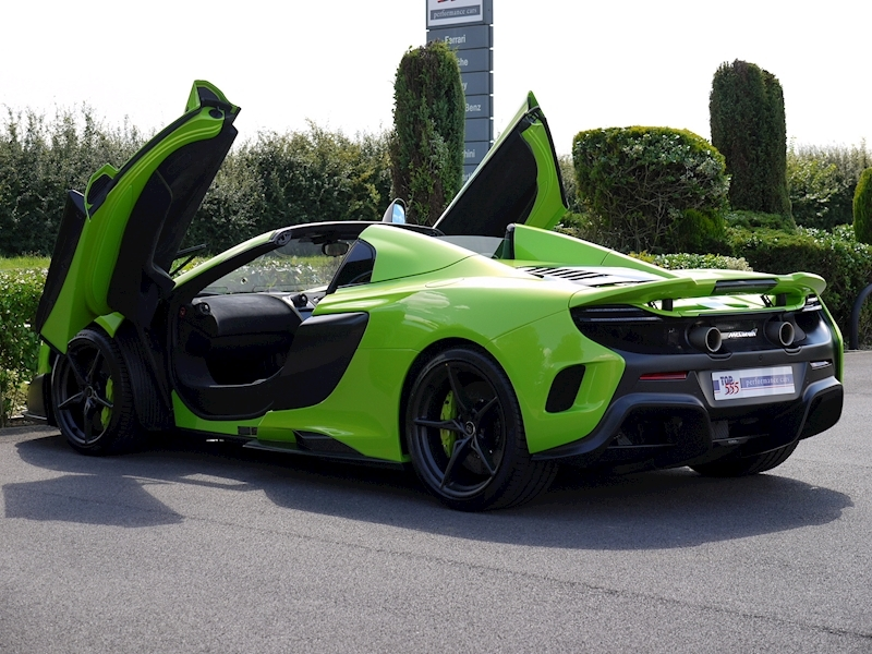Mclaren 675LT Spider - 1 of 500 - Large 22