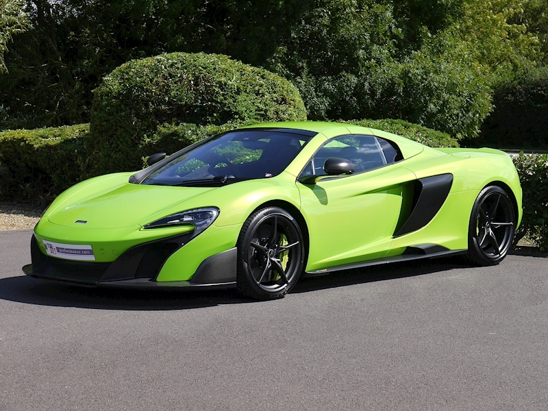 Mclaren 675LT Spider - 1 of 500 - Large 24