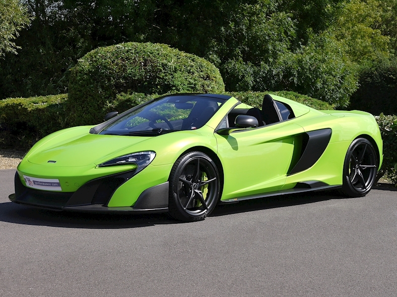 Mclaren 675LT Spider - 1 of 500 - Large 25