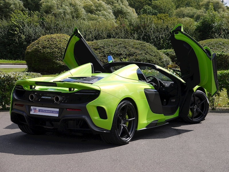 Mclaren 675LT Spider - 1 of 500 - Large 32