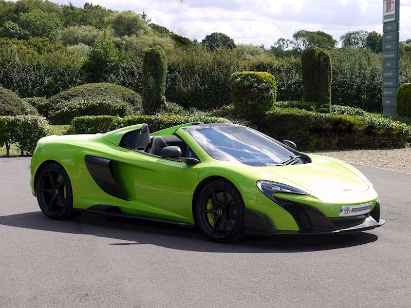 Mclaren 675LT Spider - 1 of 500 - Large 35