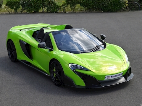 Mclaren 675LT Spider - 1 of 500