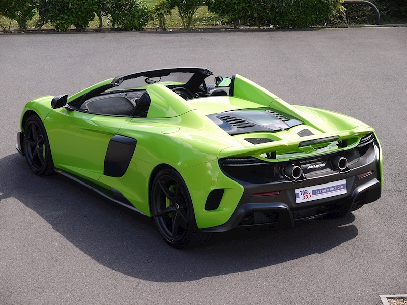 Mclaren 675LT Spider - 1 of 500 - Large 37