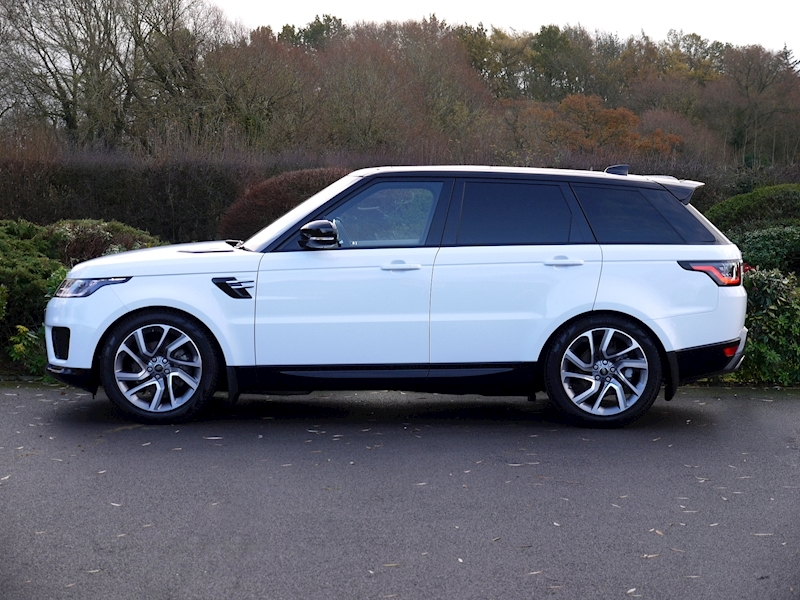 Land Rover Range Rover Sport 3.0 SDV6 HSE - Large 2