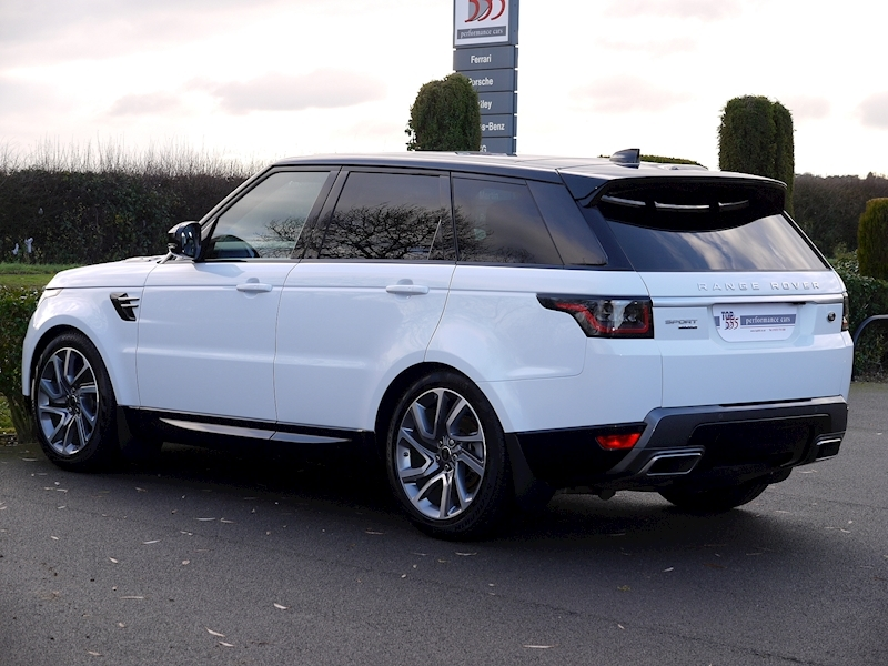 Land Rover Range Rover Sport 3.0 SDV6 HSE - Large 6