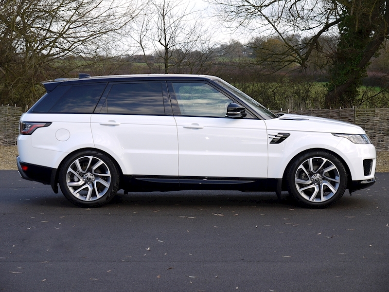 Land Rover Range Rover Sport 3.0 SDV6 HSE - Large 11