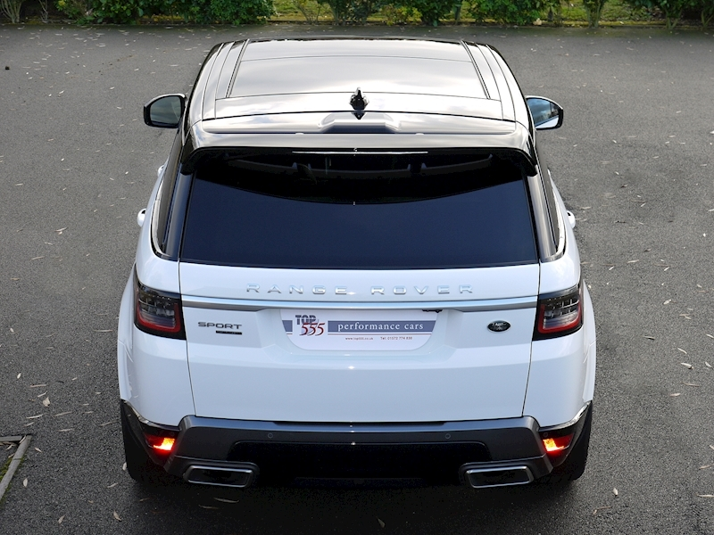 Land Rover Range Rover Sport 3.0 SDV6 HSE - Large 12