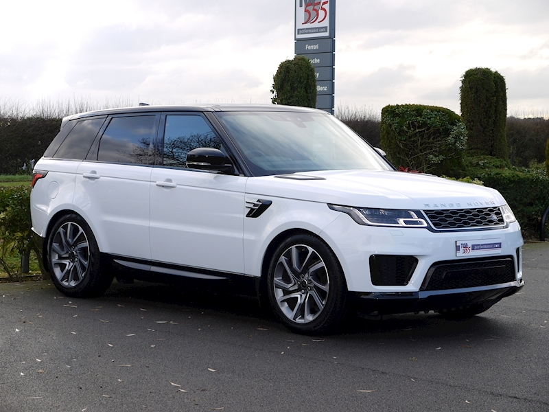 Land Rover Range Rover Sport 3.0 SDV6 HSE - Large 15