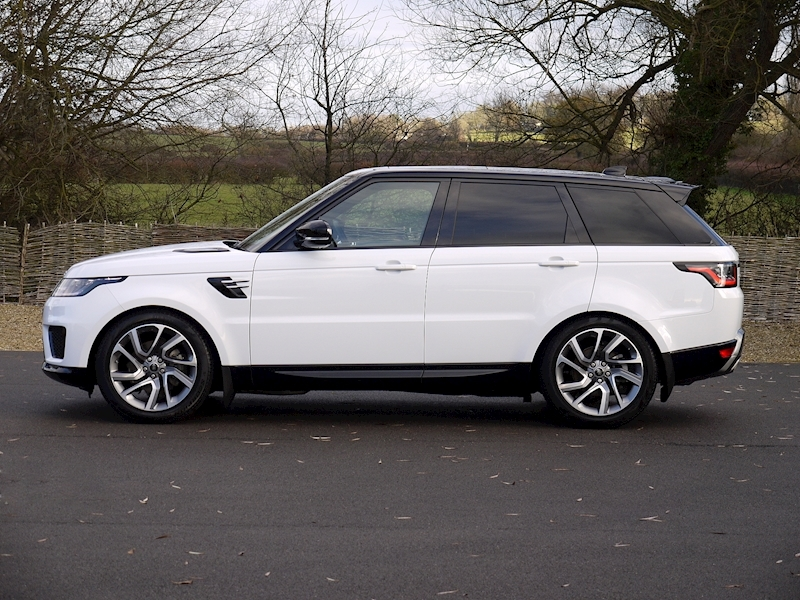 Land Rover Range Rover Sport 3.0 SDV6 HSE - Large 18