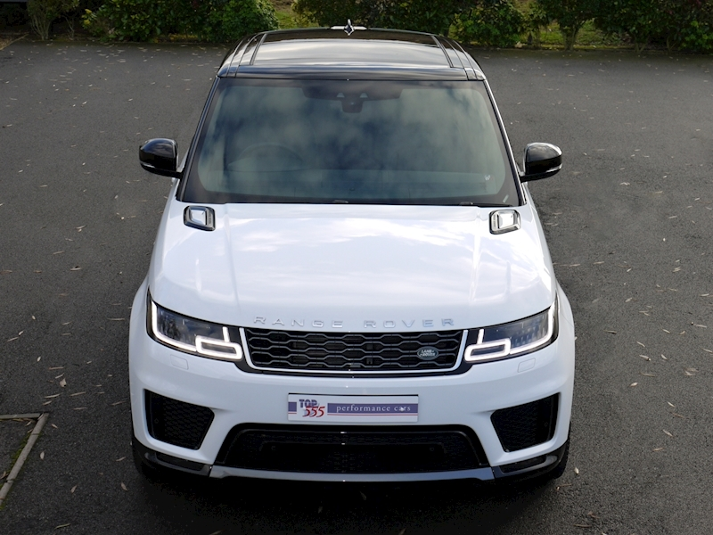 Land Rover Range Rover Sport 3.0 SDV6 HSE - Large 19