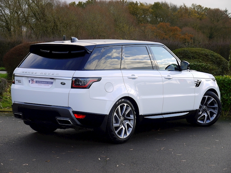 Land Rover Range Rover Sport 3.0 SDV6 HSE - Large 22