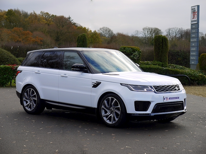 Land Rover Range Rover Sport 3.0 SDV6 HSE - Large 27