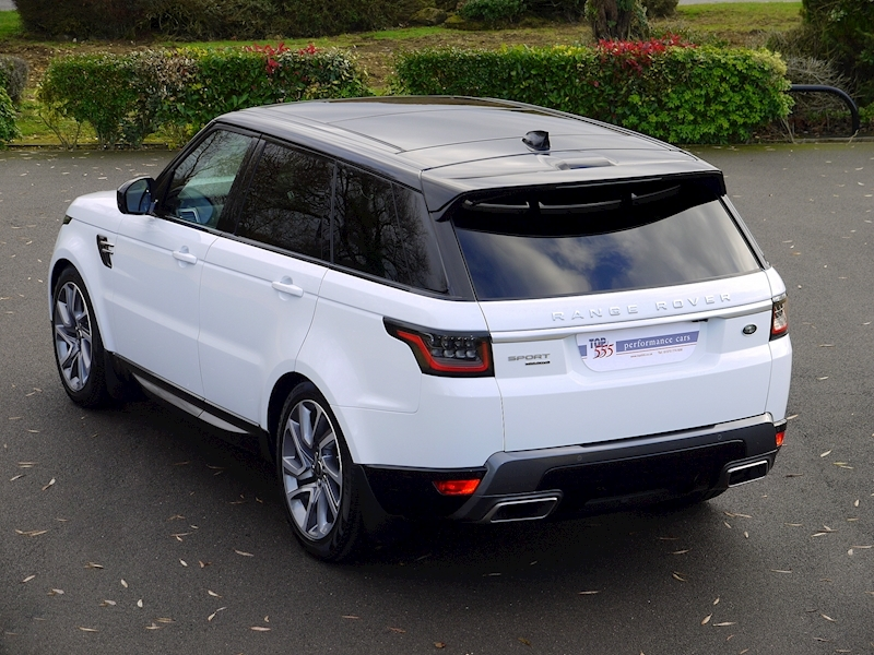 Land Rover Range Rover Sport 3.0 SDV6 HSE - Large 28