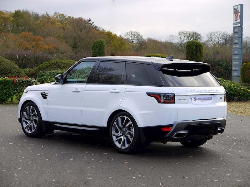 Land Rover Range Rover Sport 3.0 SDV6 HSE - Large 29