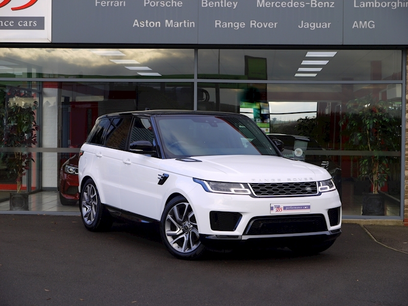 Land Rover Range Rover Sport 3.0 SDV6 HSE - Large 30