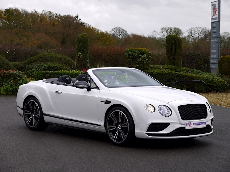 Bentley Continental GTC 4.0 V8 S Mulliner - Large 22