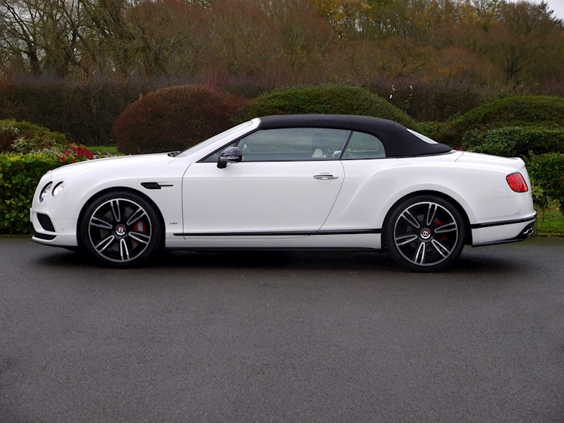 Bentley Continental GTC 4.0 V8 S Mulliner - Large 10