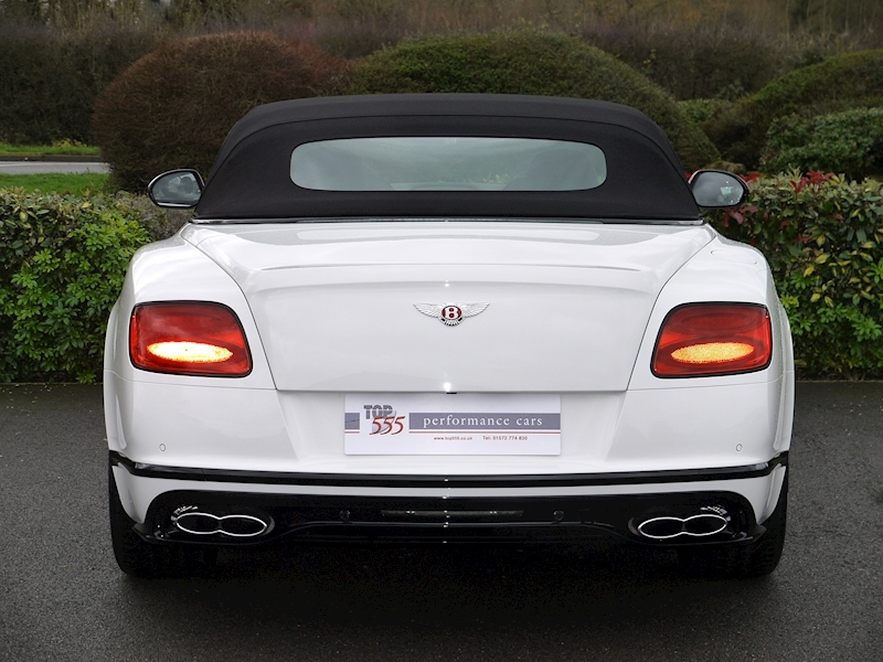 Bentley Continental GTC 4.0 V8 S Mulliner - Large 12