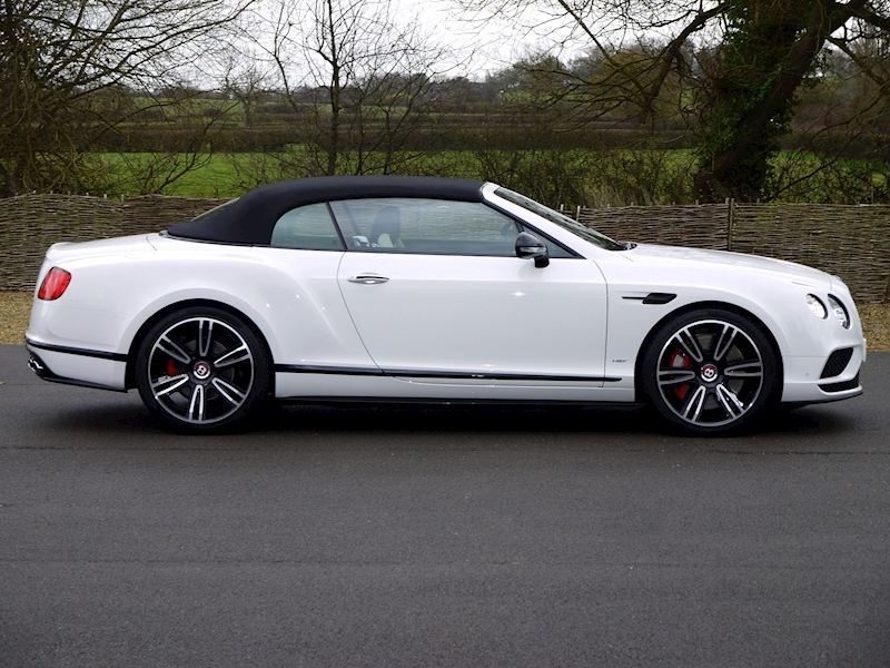 Bentley Continental GTC 4.0 V8 S Mulliner - Large 17