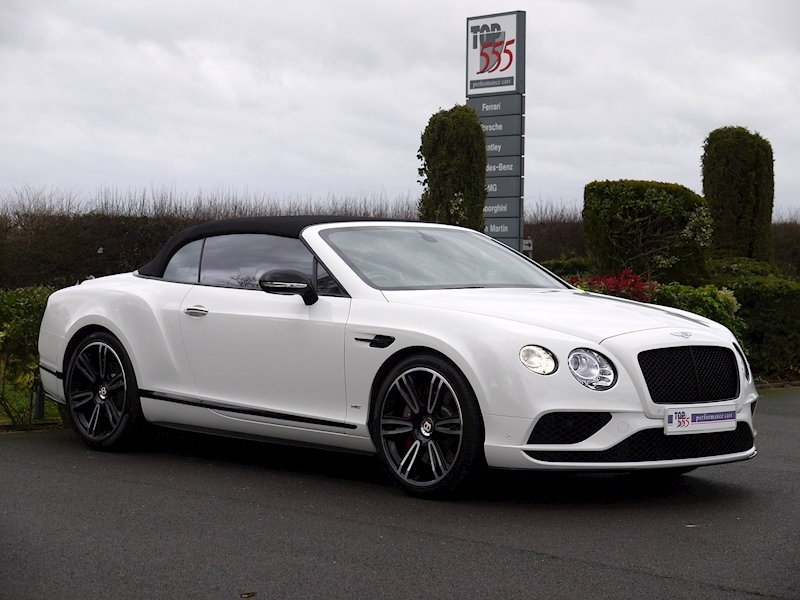 Bentley Continental GTC 4.0 V8 S Mulliner - Large 18