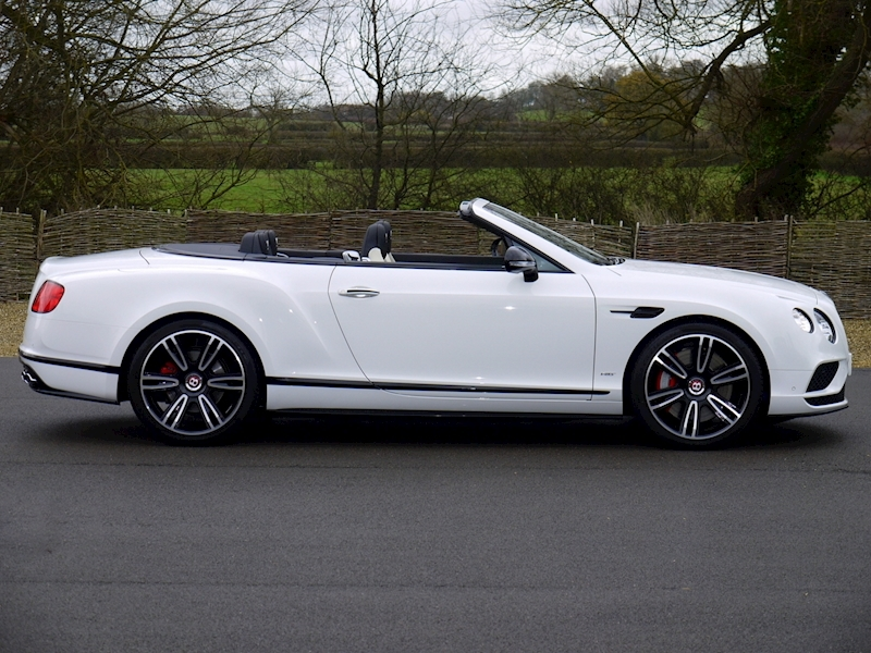 Bentley Continental GTC 4.0 V8 S Mulliner - Large 23