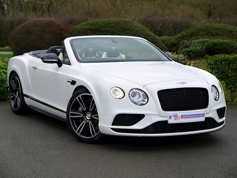 Bentley Continental GTC 4.0 V8 S Mulliner - Large 0