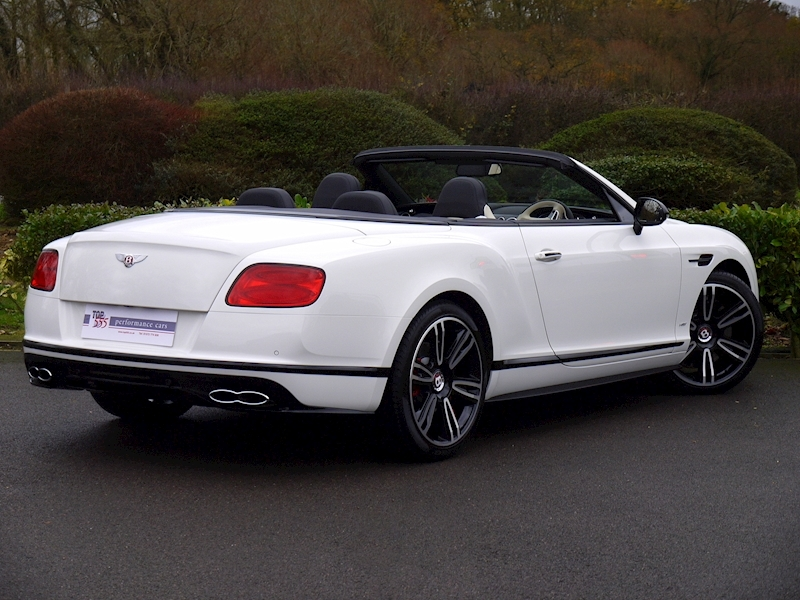 Bentley Continental GTC 4.0 V8 S Mulliner - Large 24