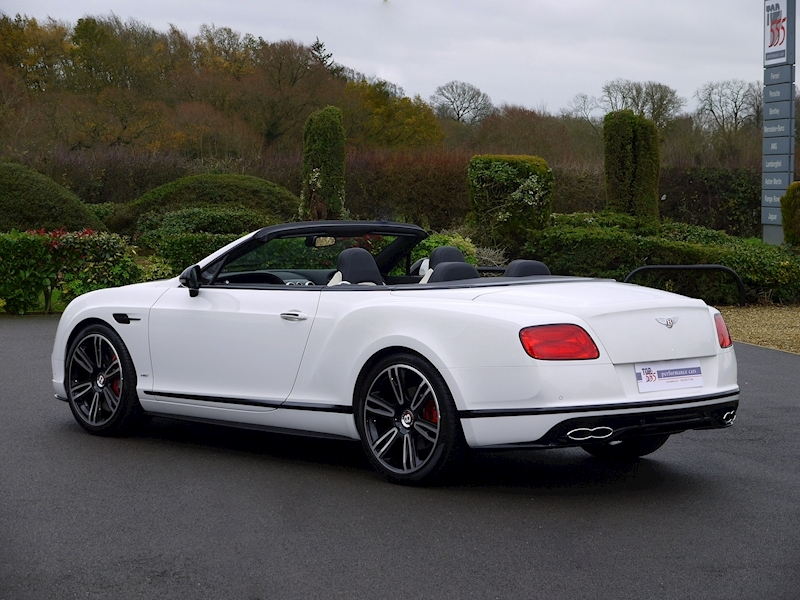Bentley Continental GTC 4.0 V8 S Mulliner - Large 30