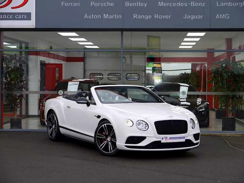 Bentley Continental GTC 4.0 V8 S Mulliner - Large 31