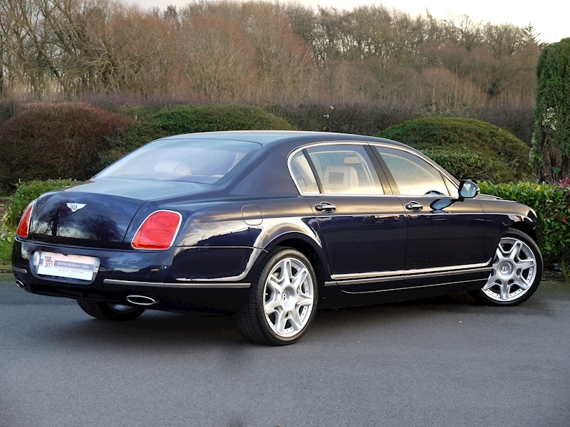 Bentley Flying Spur Mulliner W12 - Large 24