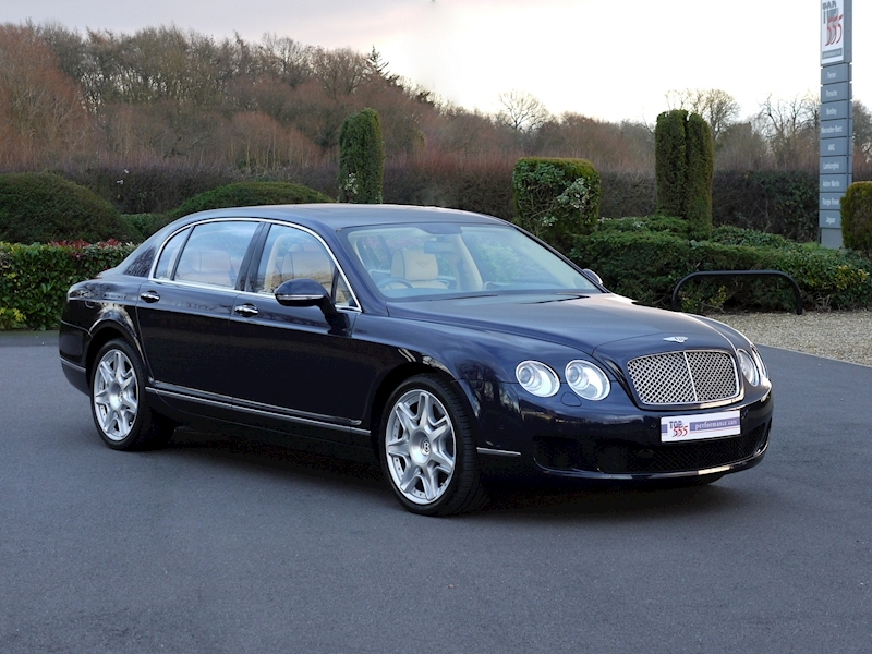Bentley Flying Spur Mulliner W12 - Large 29