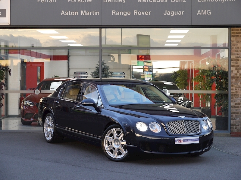 Bentley Flying Spur Mulliner W12 - Large 31