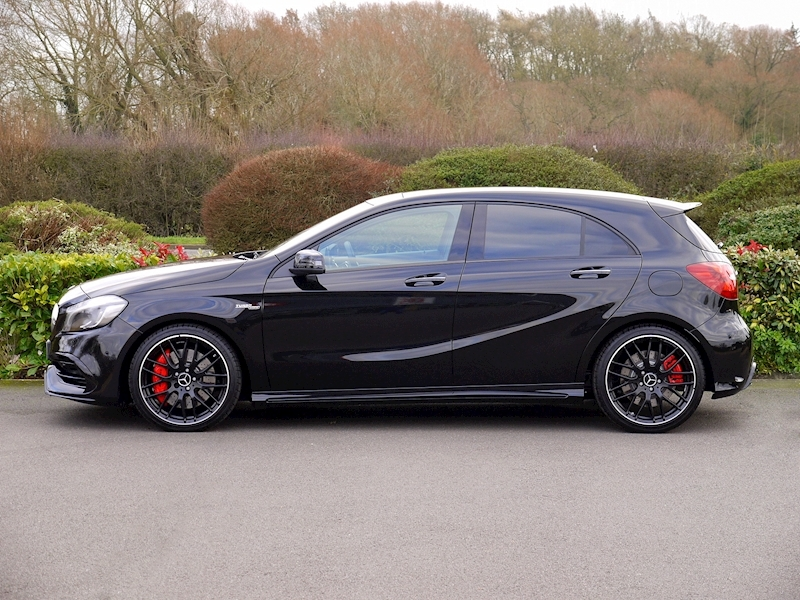 Mercedes-Benz AMG A45 4MATIC - Large 3