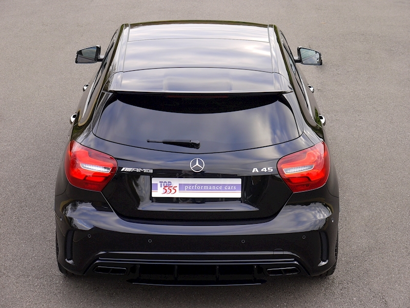 Mercedes-Benz AMG A45 4MATIC - Large 17
