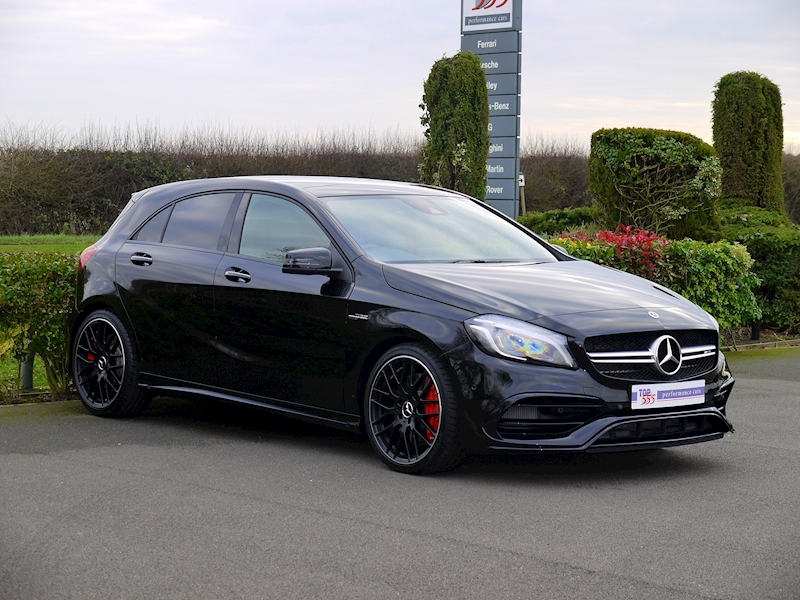 Mercedes-Benz AMG A45 4MATIC - Large 18