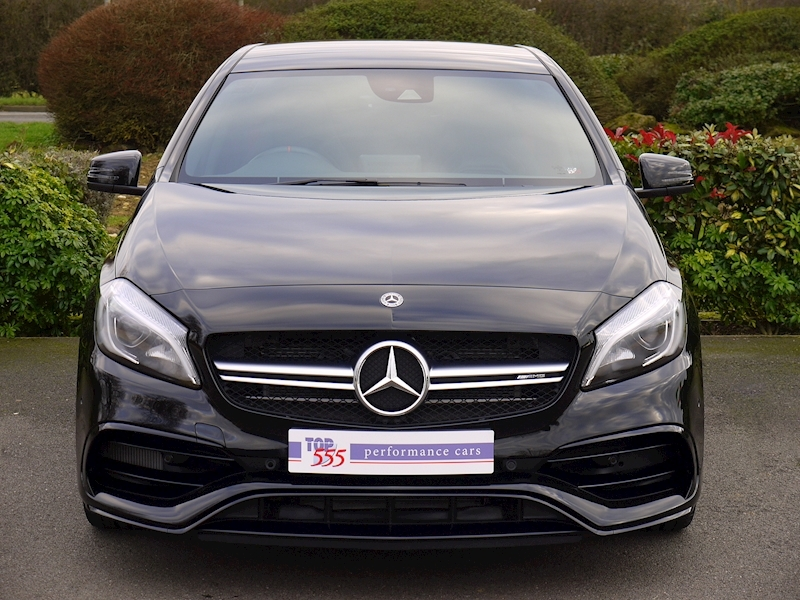 Mercedes-Benz AMG A45 4MATIC - Large 19