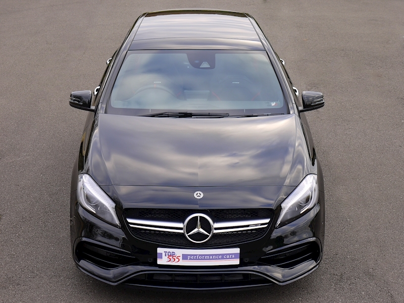 Mercedes-Benz AMG A45 4MATIC - Large 23
