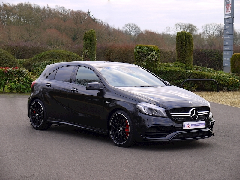 Mercedes-Benz AMG A45 4MATIC - Large 33
